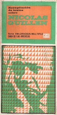 Recopilación de textos sobre Nicolás Guillén