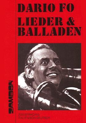 Lieder und Balladen /Ballate e canzoni