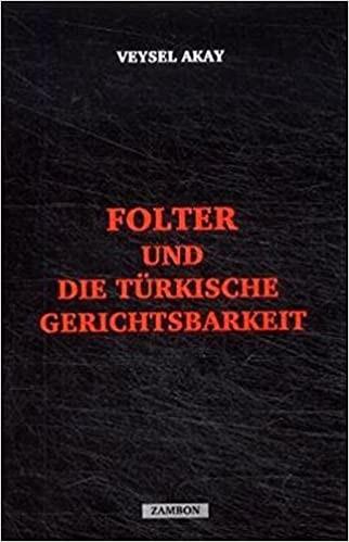 Folter in der türkischen Gerichtsbarkeit