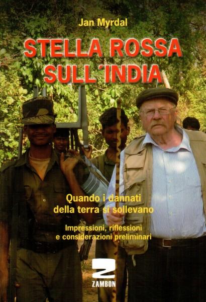 Stella rossa sull'India