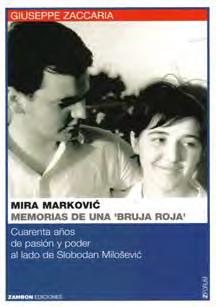 Mira Marković - Memorias de una Bruja Roja