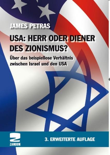 Herr oder Knecht - Über das beispiellose Verhältnis zwischen Israel und den USA