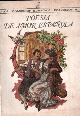 Poesía de amor española