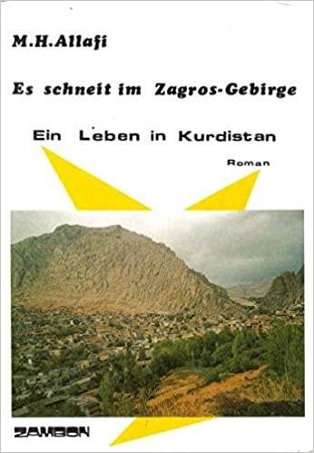 Es schneit im Zagros-Gebirge: Ein Leben in Kurdistan